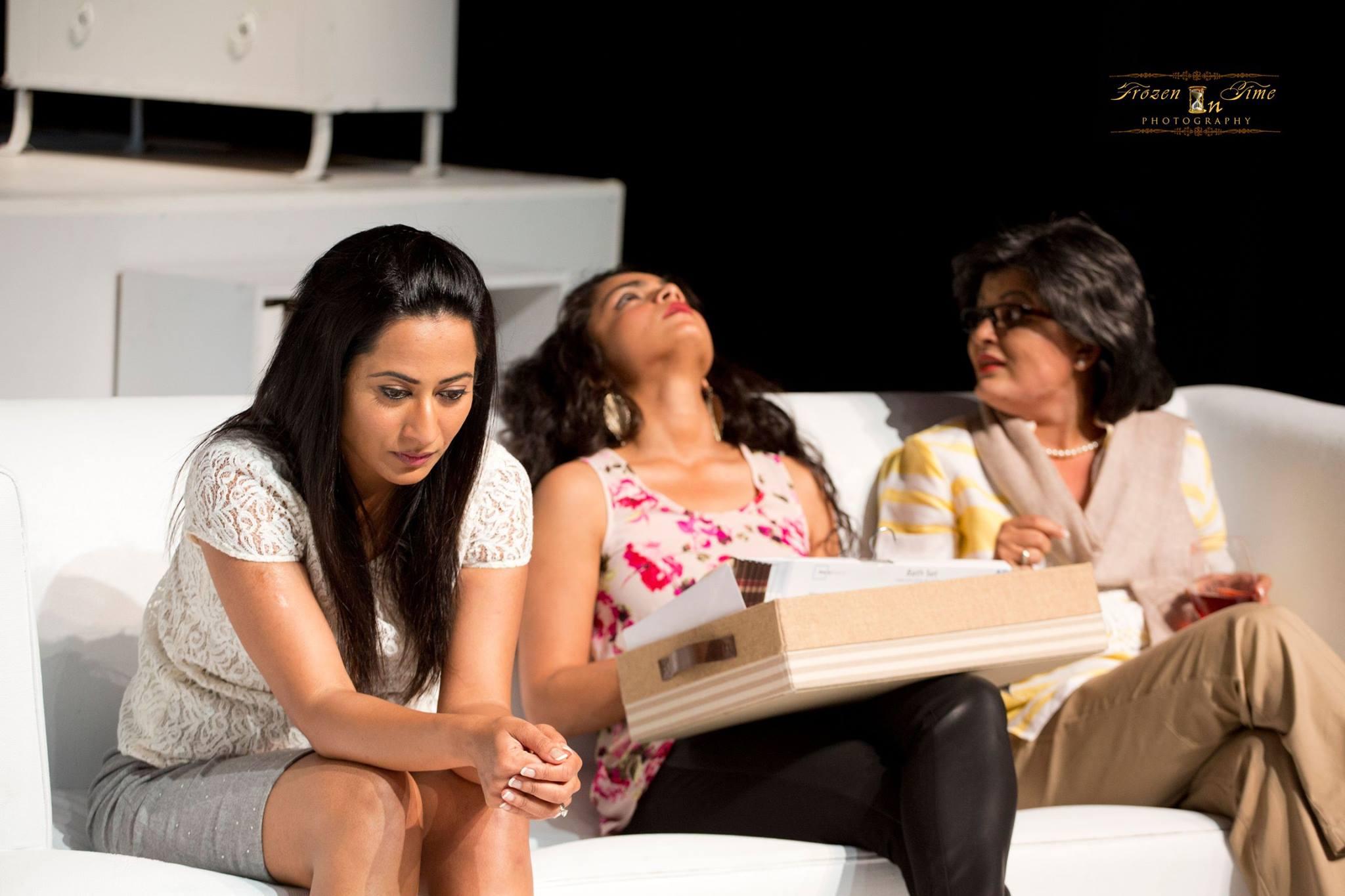 "The Foundations TV Reviews Naatak's ""Rabbit Hole"""