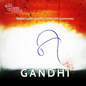 GANDHI, the musical